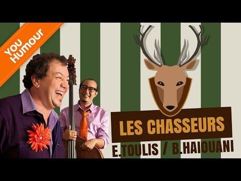 Eric TOULIS et Brahim HAIOUANI - Les chasseurs