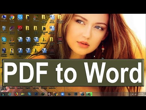 PDF to Word Convert | Without Software thumbnail