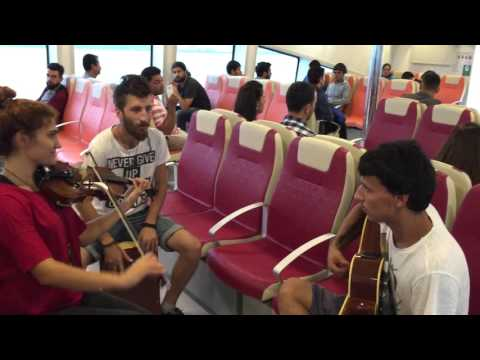 Watch The Turkish Musicians - Istanbul - Bosphorus