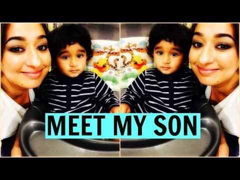 Love This Guy/MEET MY SON/ Brownbeautysimor /Indian Beauty Guru