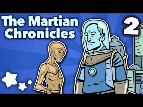 The Martian Chronicles - Too Human - Extra Sci Fi - #12