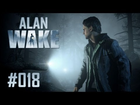 Let's Play Alan Wake #018 [Deutsch] [Full-HD] - Das Zugdepot von Bright Falls