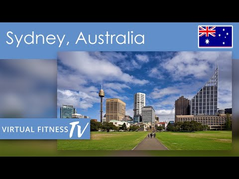 Virtual Tour In Sydney - Australia - With Sydney Opera House And Much More