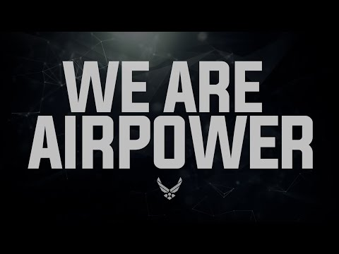 """""""We Are Airpower""""  feat. CSAF Gen CQ Brown, Jr, Video Series OFFICIAL TRAILER"""