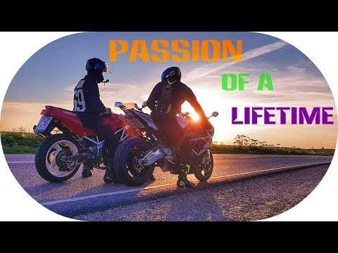 Passion Of A Lifetime