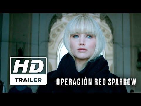 Operación Red Sparrow | Trailer 1 subtitulado | Próximamente - Solo en cines