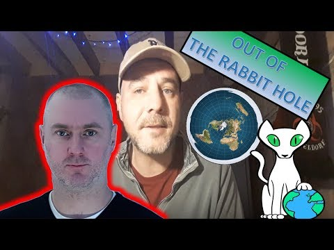 Ex Flat Earther Comes Clean. Interview thumbnail