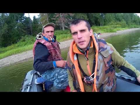 ловля судака щуки река чулым