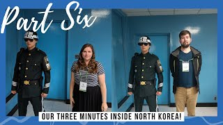 INSIDE NORTH KOREA! (FOR 3 MINUTES) | FULL DMZ TOUR ✈ SEOUL | South Korea Travel VLOG Series EP. 06