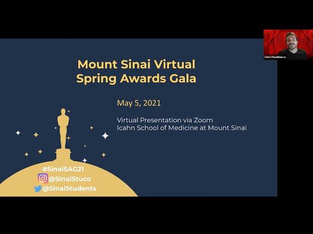 2021 Student Council Spring Awards | A Virtual Celebration
