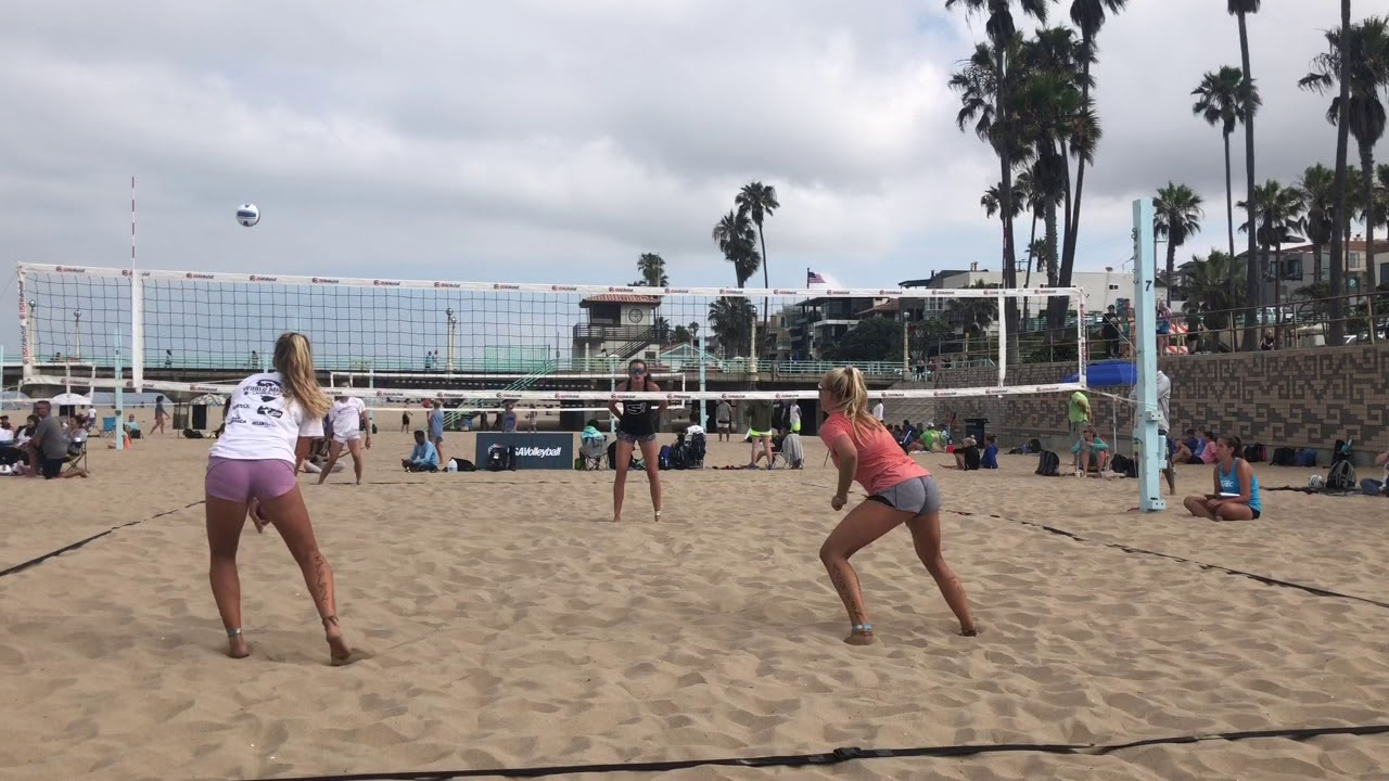 Sara Hall S Women S Beach Volleyball Recruiting Profile