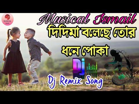 Didima Bolece Tur Dhone Poka ||Hard Matal Mix ||Musical Ismail