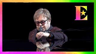 Elton John - Robin Gibb Dedication thumbnail