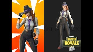 *NEW* GUMSHOE SKIN IN FORTNITE BATTLE ROYALE *BEFORE YOU BUY* - (3D Model)