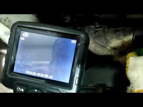 ММК-Автосервис в СЗАО - Daewoo Matiz с прогоревшим поршнем.