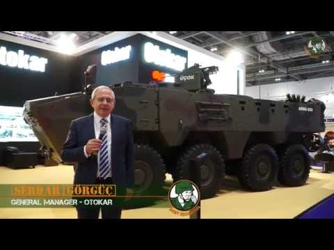 DSEI 2017: Turkish defense and security industry Pavillon SSM