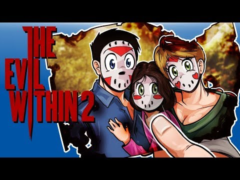 The Evil Within 2 - BACK WITHIN THE EVIL! (Looking for Lily) Episode 1!