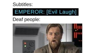 The Rise of Skywalker Trailer Memes