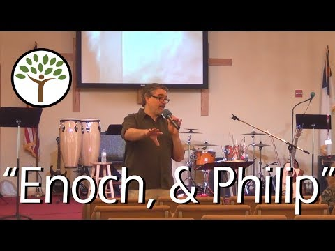 """Enoch & Philip"" 