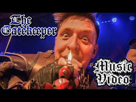 The Gatekeeper [OFFICIAL VIDEO] - Lords of the Trident
