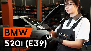 Spark Plug installation BMW 5 SERIES: video manual