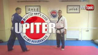 OldSchool Taekwondo/Уроки старой школы: учим Дольо чаги