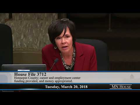 House Capital Investment Committee  3/20/18