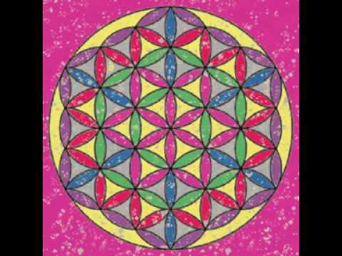 Mandalas La Flor De La Vidawmv Youtube