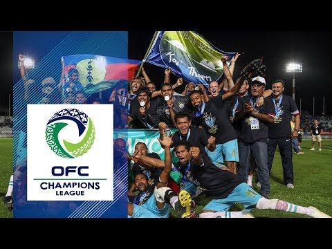 2019 OFC CHAMPIONS LEAGUE FINAL - AS Magenta v Hienghene Sport Highlights