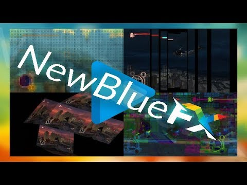 "Sony Vegas ""NewBlue TotalFX 3"" - All Transitions & Its Presets [PLUGIN DEMONSTRATION]"