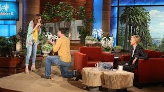 Exclusive! An Ellen Show Proposal