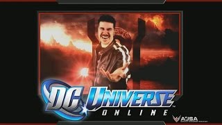 Angry Joe Plays DC Universe Online - Part 1!