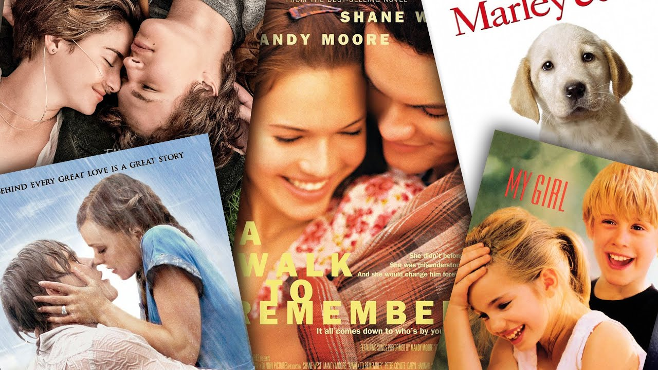 Love stories movies that make you cry