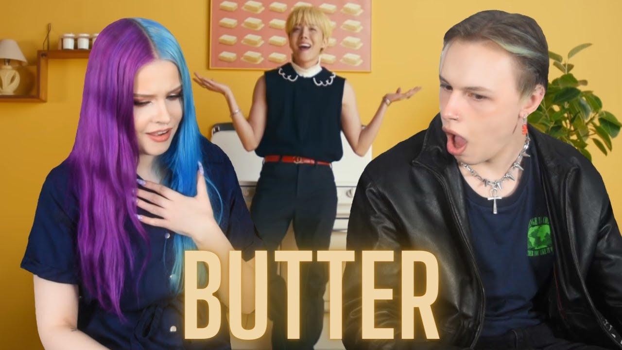 COUSINS REACT TO BTS (방탄소년단) Butter MV