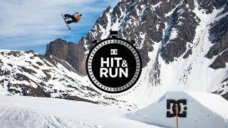 DC SHOES: HIT & RUN 2017 MÉRIBEL, FRANCE