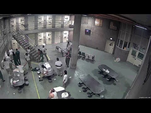 Cook County Jail Brawl