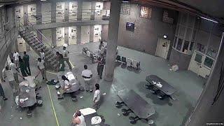 Cook County Jail Brawl