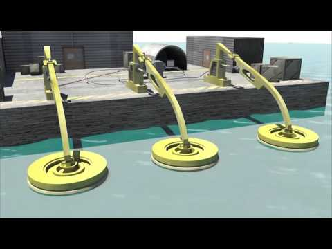The Ocillo Drive   Promising Wave Energy Converter