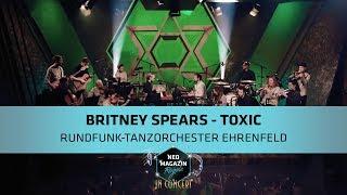 Rundfunk-Tanzorchester Ehrenfeld : Britney Spears - Toxic   Neo Magazin Royale mit Jan Böhmermann
