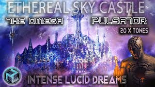 BE ADVISED: MOST INTENSE LUCID DREAM MEDITATION |20X THE POWER|  LUCID DREAMING BINAURAL BEATS MUSIC