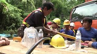 جهود متواصلة لإنقاذ فريق كرة قدم للناشئين فقدوا في تايلاند منذ 8 أيام