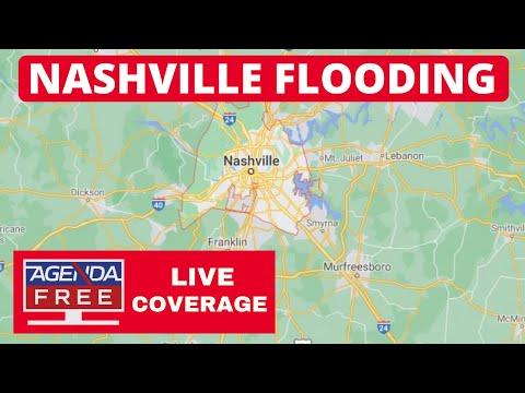 Nashville Flooding - LIVE BREAKING NEWS COVERAGE