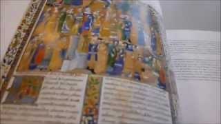 LEAVES OF GOLD: Manuscript Illumination