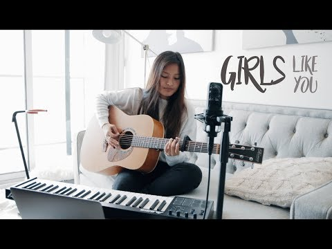 Girls Like You - Maroon 5 ft. Cardi B (Loop Cover)