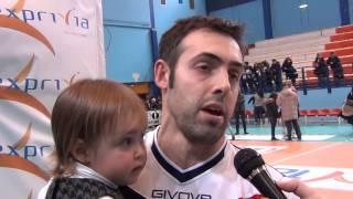 22-02-2015: Roberto Romiti nel post Molfetta-Moden