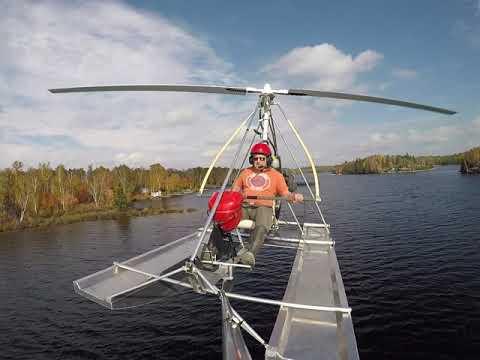gyroplane Krucker gyro/trike