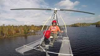 gyroplane Krucker gyro/trike 2018