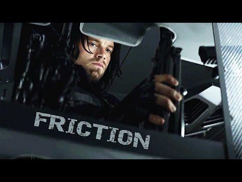 Bucky Barnes // Friction