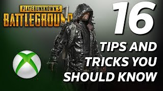 16 TIPS and TRICKS That You Should Know On PUBG - Xbox One