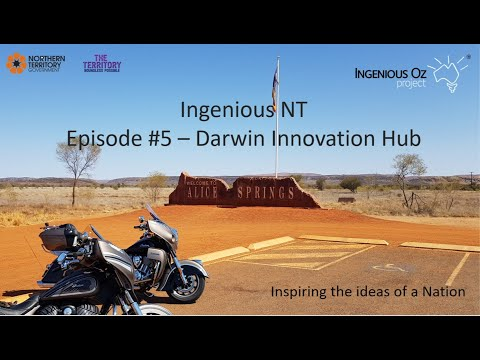 5. Ingenious Oz Project NT - Darwin Innovation Hub